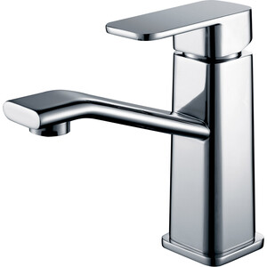 Смеситель для раковины Kaiser Sonat хром (34511) смеситель для ванны коллекция sonat 34022 однорычажный хром kaiser кайзер