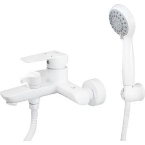 Смеситель для ванны Kaiser Glory короткий излив, белый (69222)
