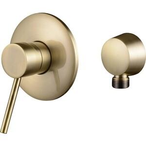 Смеситель для душа скрытого монтажа Kaiser Merkur скрытый монтаж, бронза Bronze (26017-1Br)