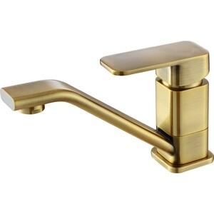 Смеситель для раковины Kaiser Sonat 15 см, бронза Bronze (34010-1) смеситель для раковины kaiser sonat 15 см хром 34010
