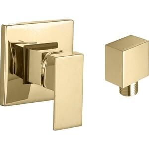 Смеситель для душа Kaiser Sonat скрытый монтаж, бронза Bronze (34177-1)