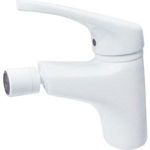 Смеситель для биде Kaiser County белый (55215-4/55088-4 Wh) смеситель для ванны коллекция county 55221 4 однорычажный белый kaiser кайзер