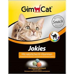 Витамины Gimborn Gimcat Jokies with Natural B-Vitamins шарики с натуральными витаминами группы B для кошек 400таб (408767) фото