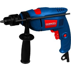 Дрель ударная Dorkel DRD-500-2 стоимость