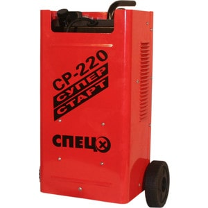 Фото - Пуско-зарядное устройство СПЕЦ CP-220-S зарядное