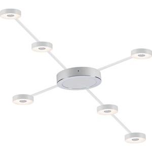 Потолочный светодиодный светильник Paulmann 93647 цены онлайн
