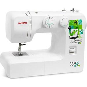 Швейная машина Janome 550 цена