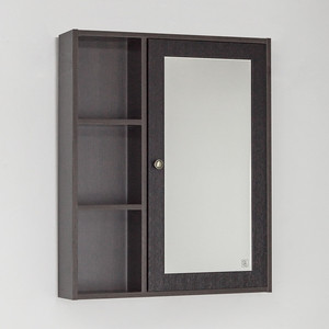 Зеркальный шкаф Style line Кантри 65 венге (2000949009483)