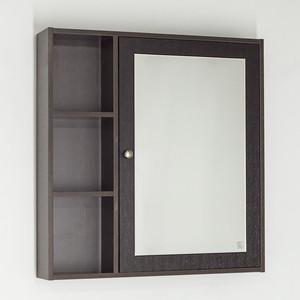 Зеркальный шкаф Style line Кантри 75 венге (2000949009926)