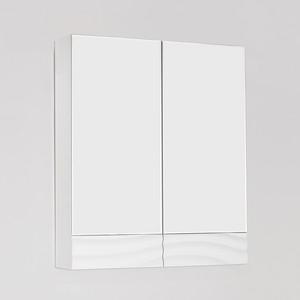 Зеркальный шкаф Style line Вероника 60 белый (4603720984788)