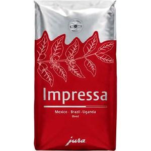 цена Кофе в зернах Jura Impressa 250гр