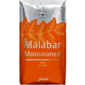 Кофе в зернах Jura Malabar 250гр цены