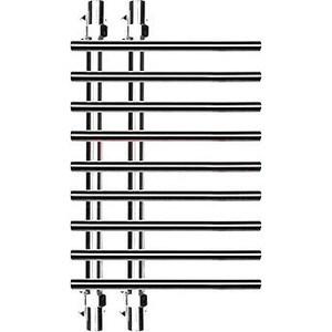Полотенцесушитель водяной Ника Bamboo ЛБ 4 80х50