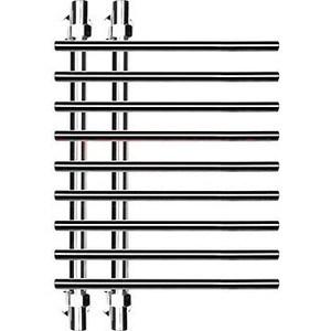 Полотенцесушитель водяной Ника Bamboo ЛБ 4 80х60