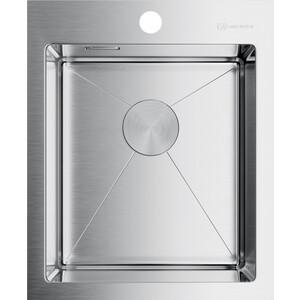 Кухонная мойка Omoikiri Akisame 41-IN нержавеющая сталь (4973056) недорого