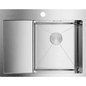 Кухонная мойка Omoikiri Akisame 65-IN-R нержавеющая сталь (4973059)