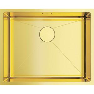 Кухонная мойка Omoikiri Taki 54-U/IF-LG светлое золото (4973093)