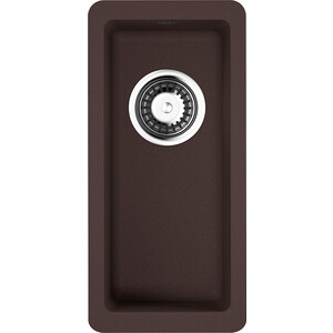 Кухонная мойка Omoikiri Kata 20-U-DC темный шоколад (4993374)