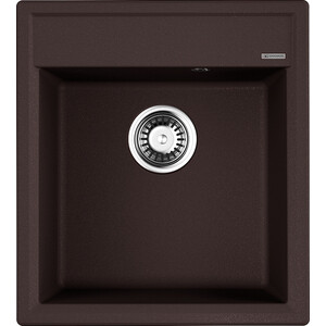 цены Кухонная мойка Omoikiri Daisen 46-DC темный шоколад (4993613)