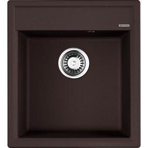 Кухонная мойка Omoikiri Daisen 46-DC темный шоколад (4993613)