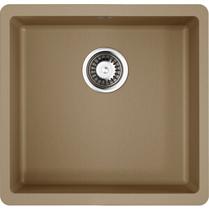 Кухонная мойка Omoikiri Kata 44-U-CA 440x420 карамель (4993399)