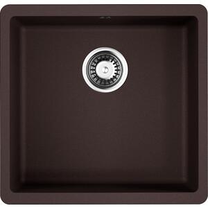 Кухонная мойка Omoikiri Kata 44-U-DC 440x420 темный шоколад (4993402)