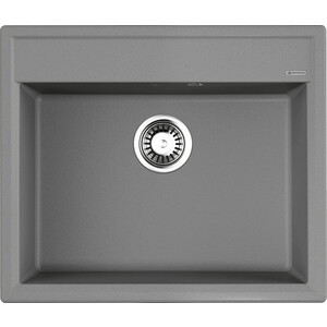 цены Кухонная мойка Omoikiri Daisen 60-GR ленинградский серый (4993620)