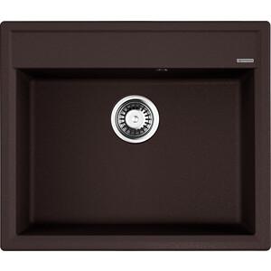 Кухонная мойка Omoikiri Daisen 60-DC темный шоколад (4993621) цены онлайн