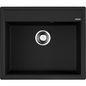 Кухонная мойка Omoikiri Daisen 60-BL черный (4993622)
