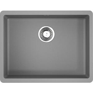 Кухонная мойка Omoikiri Kata 54-U-GR ленинградский серый (4993411)