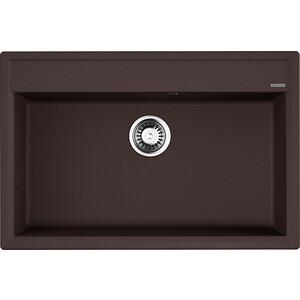 Кухонная мойка Omoikiri Daisen 77-DC темный шоколад (4993629)
