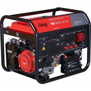 Генератор бензиновый Fubag BS 8500 DA ES все цены