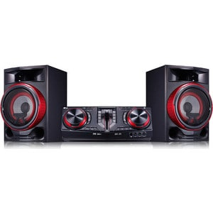 лучшая цена Музыкальный центр LG CJ87