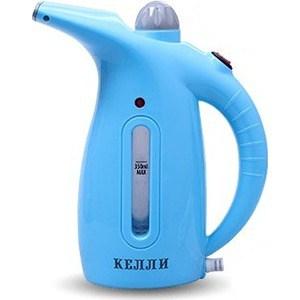 цена на Отпариватель Kelli KL-317 голубой