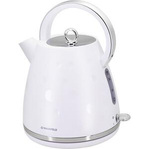 Чайник электрический MAUNFELD MFK-647WH marttiini mfk size 2
