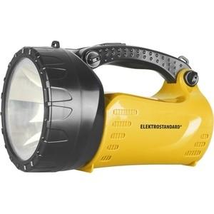 цена на Ручной светодиодный фонарь Elektrostandard Hudson аккумуляторный 202х135 200 лм 4690389100062