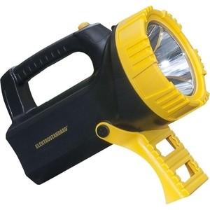 цена на Ручной светодиодный фонарь Elektrostandard Tourist аккумуляторный 230х130 1000 лм 4690389071843