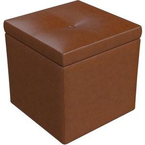 Банкетка Гранд Кволити Куба 6-5114 коричневый банкетка гранд кволити куба 6 5114 бежевый