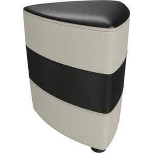Банкетка Гранд Кволити Норд 6-5117 темно-коричнивый/белый