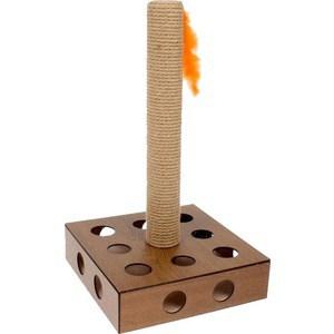 Когтеточка PerseiLine Игровой Столбик №1 для кошек 54х31 см (500725/КД-21)