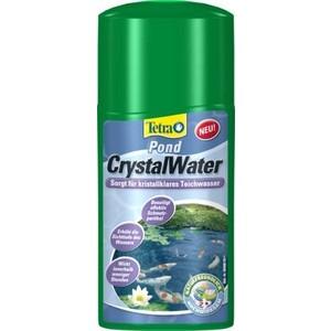 Фото - Кондиционер Tetra Pond Crystal Water для очистки воды от мути в пруду 250мл кондиционер для очистки воды tetra crystalwater на объем 200л 100мл