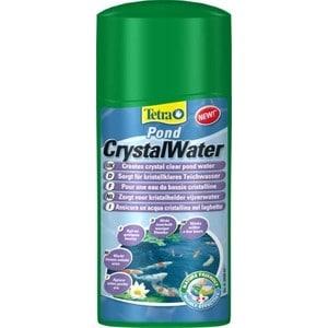 Кондиционер Tetra Pond Crystal Water для очистки воды от мути в пруду 3л