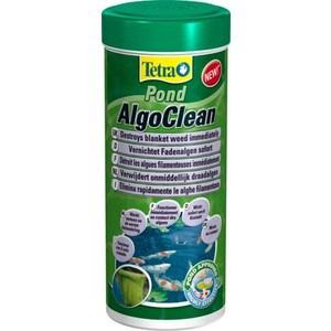 все цены на Препарат Tetra Pond AlgoClean Destroy Blanket Weed Immediataly для мгновенного уничтожения нитчатых водорослей в пруду 300г (на 6 000л) онлайн