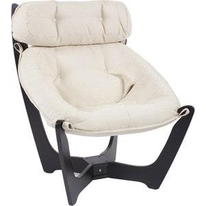 цена на Кресло для отдыха Мебель Импэкс МИ Модель 11 венге, обивка malta 01