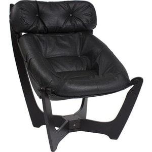 цена на Кресло для отдыха Мебель Импэкс МИ Модель 11 венге каркас венге, обивка Dundi 109