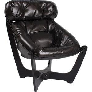цена на Кресло для отдыха Мебель Импэкс МИ Модель 11 венге, Oregon perlamytr 120