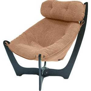 цена на Кресло для отдыха Мебель Импэкс МИ Модель 11 венге, обивка Verona Vanilla