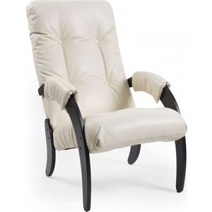 Кресло для отдыха Мебель Импэкс МИ Модель 61 венге, Polaris Beige