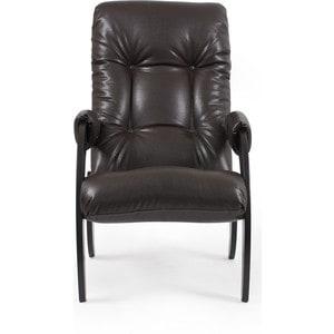 Кресло для отдыха Мебель Импэкс МИ Модель 61 Vegas Lite Amber, венге