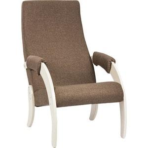 Кресло для отдыха Мебель Импэкс МИ Модель 61М дуб шампань Falcone Camel цена